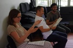 Teaching in Mexcio