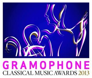 Gramophone Awards 2013 logo