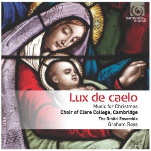 Lux de Caelo CD cover