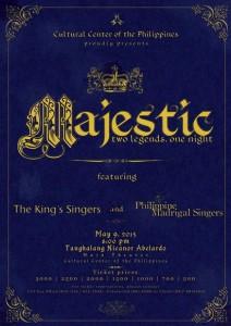 Manila Concert Poster