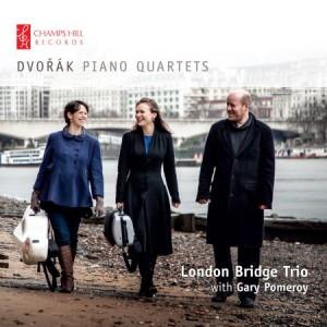 Dvorak piano 4tets cover
