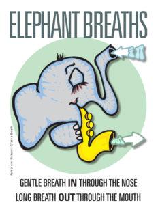 Elephant-Poster