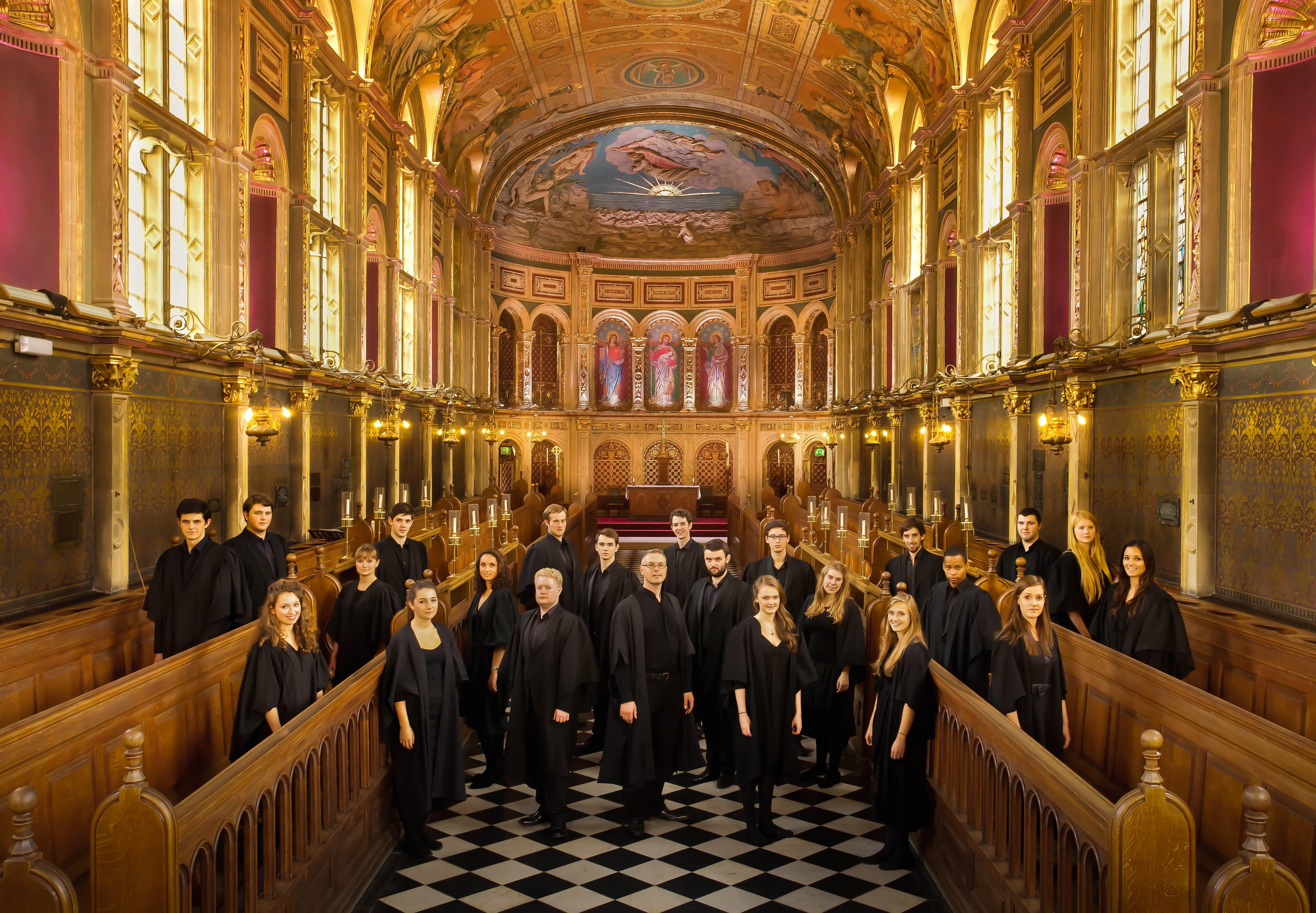 The Choir of Royal Holloway | Ikon Arts-Edition Peters